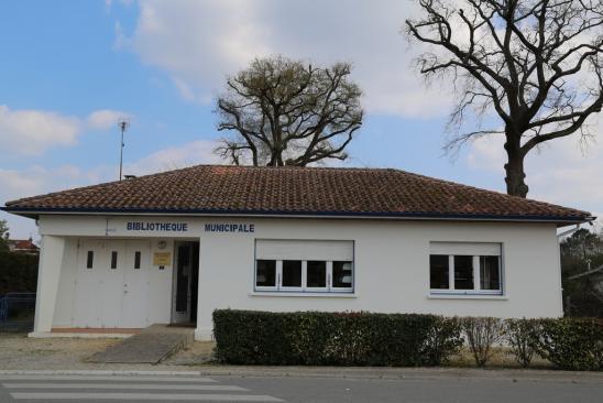 Bibliothèque du Porge