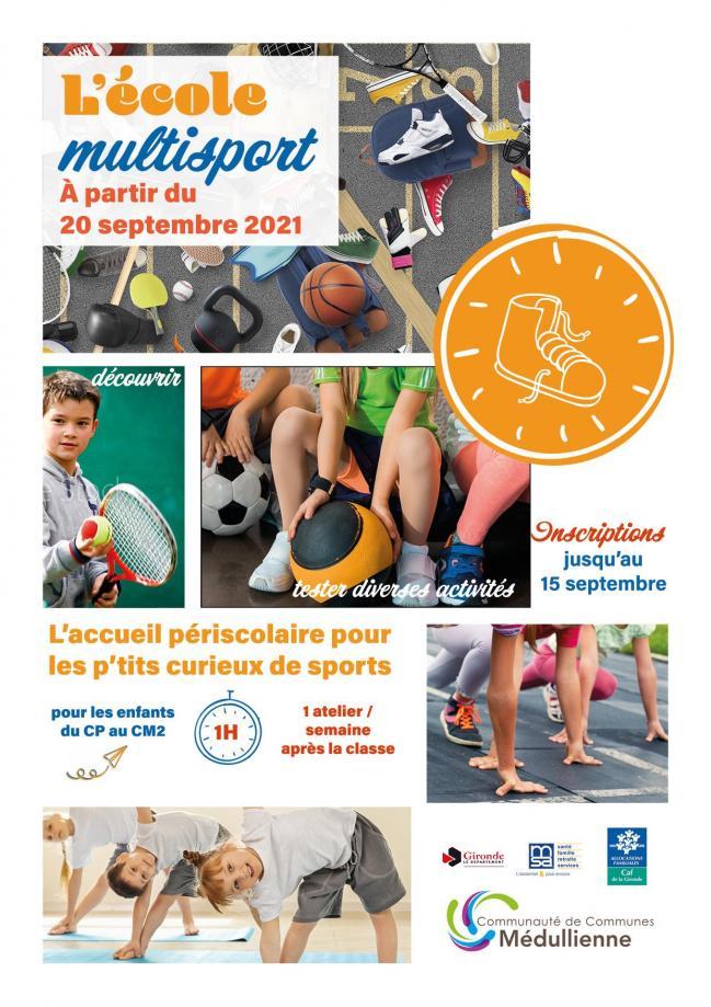 Flyer ecole multisport 21 copie vecto