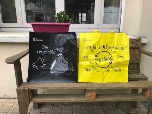 Les sacs de transport enfin livres